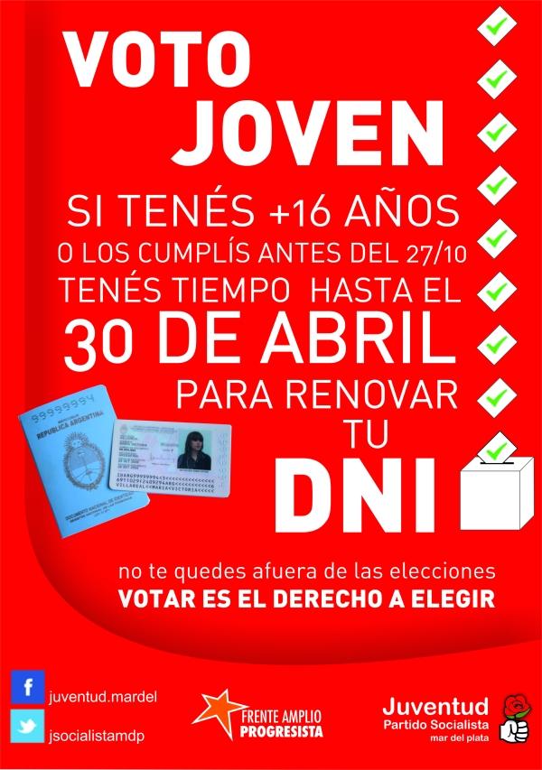 Afiche 2.0 DNI